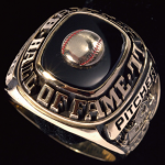 Hall of Fame ring Robin Roberts