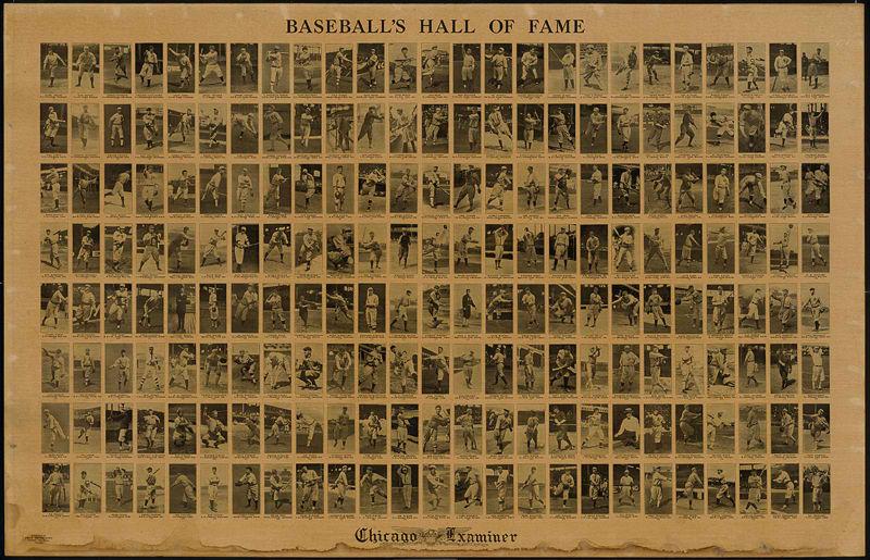 1916 M101-5 Chicago Examiner sheet