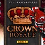 2010-11 Crown Royale hockey unopened box