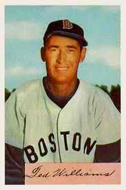 Ted Williams 1954 Bowman