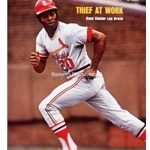 Sports Illustrated Lou Brock cover