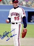 Charlie Sheen signed photo