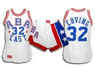 ABA All-Star uniform Dr. J