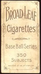 T206 Broadleaf