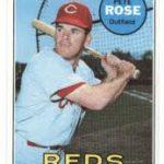 Pete Rose 1969 Topps