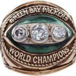 Fuzzy Thurston Super Bowl II ring