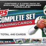 Topps 2011 hobby factory football card set