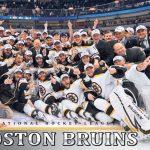 Upper Deck boxed Bruins set