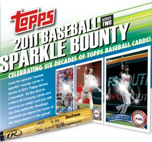 2011 Sparkle Bounty Topps