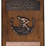 Ed Bagdon 1949 Outland Trophy