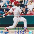 Autographed Albert Pujols photo