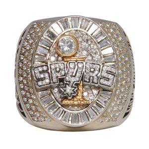NBA Finals ring Robert Horry Spurs
