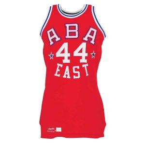 All Star jersey Vintage ABA Dan Issel