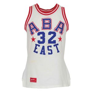 ABA All Star Jersey Dr. J