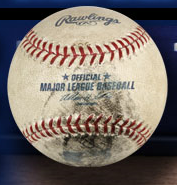 Foul ball Jeter 3000 hit at bat