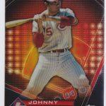 Johnny Bench Prime 9 redemption card