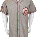 Lou Gehrig Tour of Japan jersey