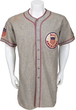 Lou Gehrig Tour of Japan jersey