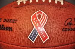 NFL Game Ball 9-11-11