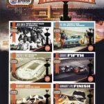 Trading card set Bristol Motor Speedway