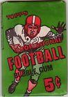 Topps 1956 football pack