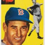 Topps 1954 Ted Williams