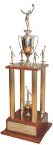 1972-73 NBA MVP Award Cowens