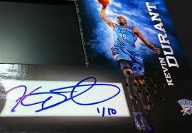 Video trading card Durant Panini HRX