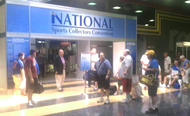 Chicago 2011 National Sports Collectors Convention