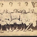 1869 Peck and Snyder Cincinnati Red Stockings