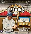 Topps Triple Threads baseball box