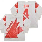 1976 Canada Cup Bobby Orr jersey