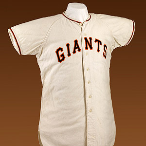 Bobby Thomson 1951 jersey