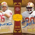 Montana Rice autographed 2011 Topps Five Star