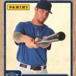 Josh Hamilton Panini baseball card