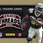 2011 Panini Threads box