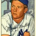 Mickey Mantle 1952 Bowman