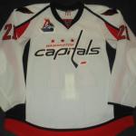 Lokomotiv Yaroslavl Capitals jersey