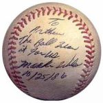 World Series baseball 1986 Buckner