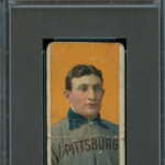 PSA 2 T206 Wagner card