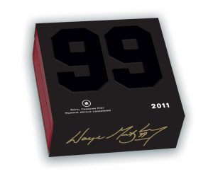 Box for Canadian Mint Gretzky coin