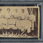 1869 Cincinnati Red Stockings Peck Snyder card