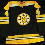 Game worn Bobby Orr jersey