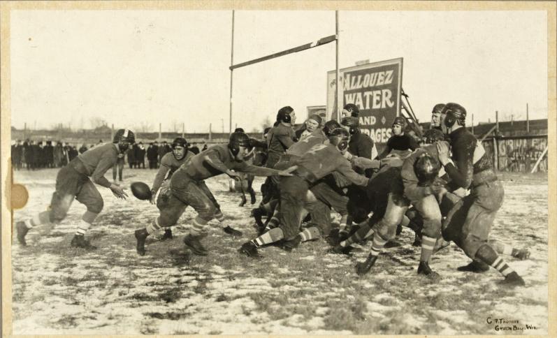 Curly Lambeau Packers 1921