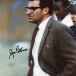 Autographed Paterno photo