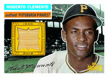 Roberto Clemente 2012 Topps Archives relic