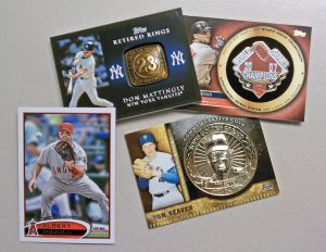 2012 Topps Gold cards