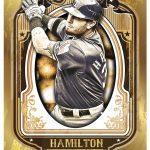 2012 Josh Hamilton Topps Gold Rush