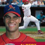 Albert Pujols eTopps rookie card
