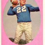 Bobby Layne 1958 Topps